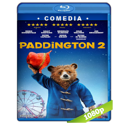 Paddington 2 Full HD1080p Audio Trial Latino-Castellano-Ingles 5.1 2017
