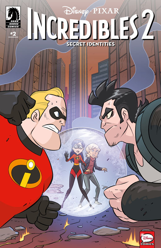 Incredibles 2 - Secret Identities #1-3 (2019) Complete
