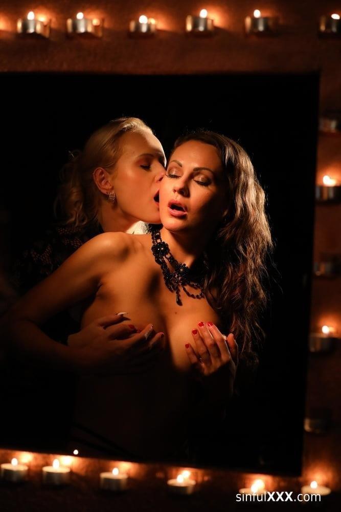 Hot passionate threesome-8429