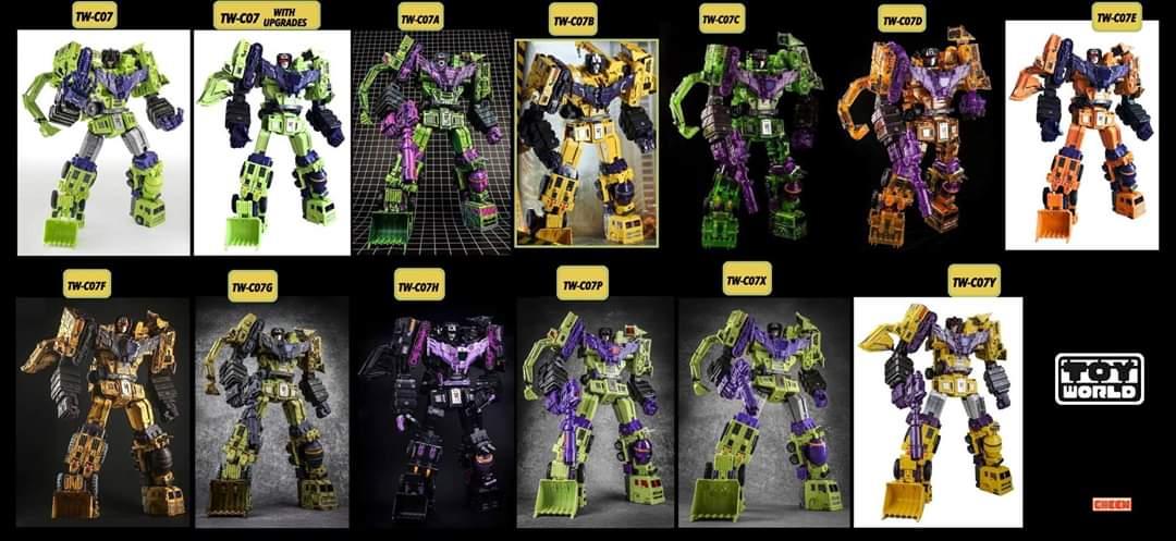 [Toyworld] Produit Tiers - Jouet TW-C Constructor aka Devastator/Dévastateur (Version vert G1 et jaune G2) - Page 10 XsY8shVb_o