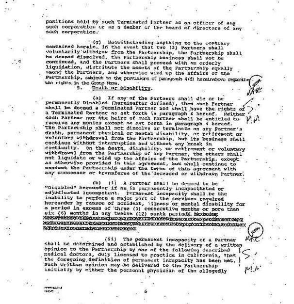 1992.10.DD - Guns N' Roses Partnership contract (Memorandum of Agreement) X1lGcEkB_o