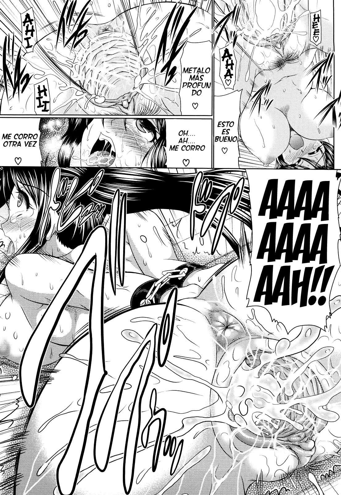 Nikuyoku Analyze♥ Chapter-6 - 18
