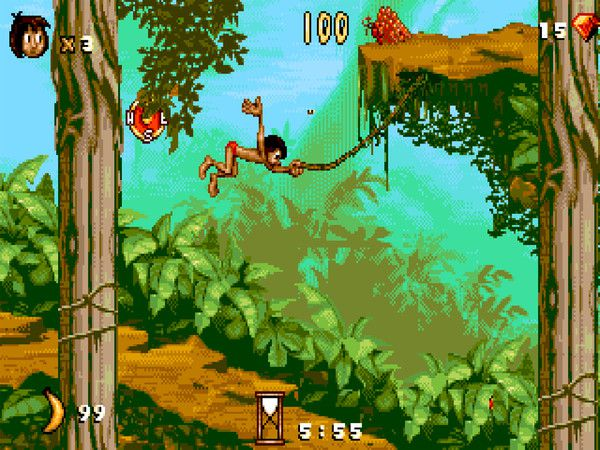 Disney The Jungle Book Captura 1