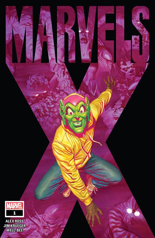 Marvels X #1-4 (2020)