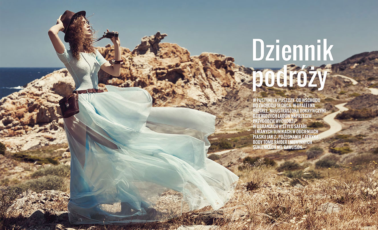 Julie Borawska by Maciej Bernas