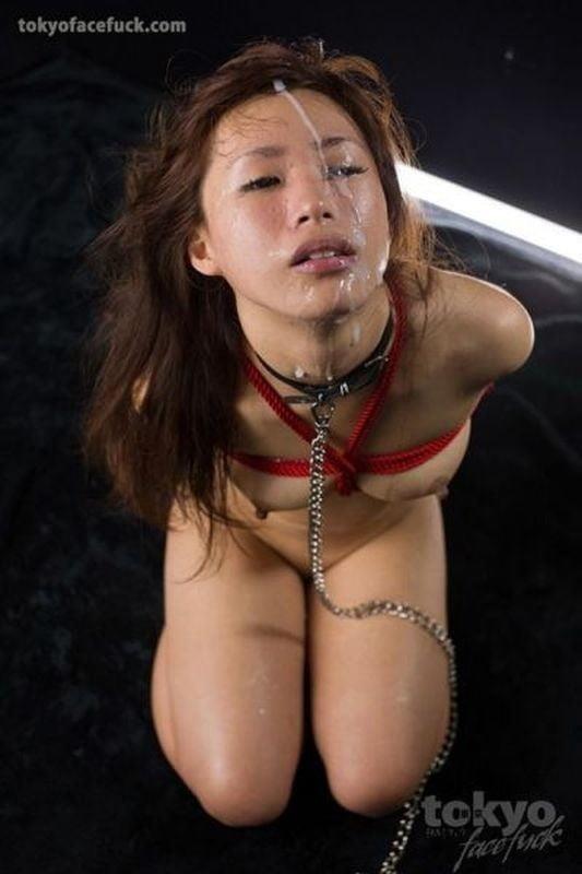Pretty girl bukkake-4443