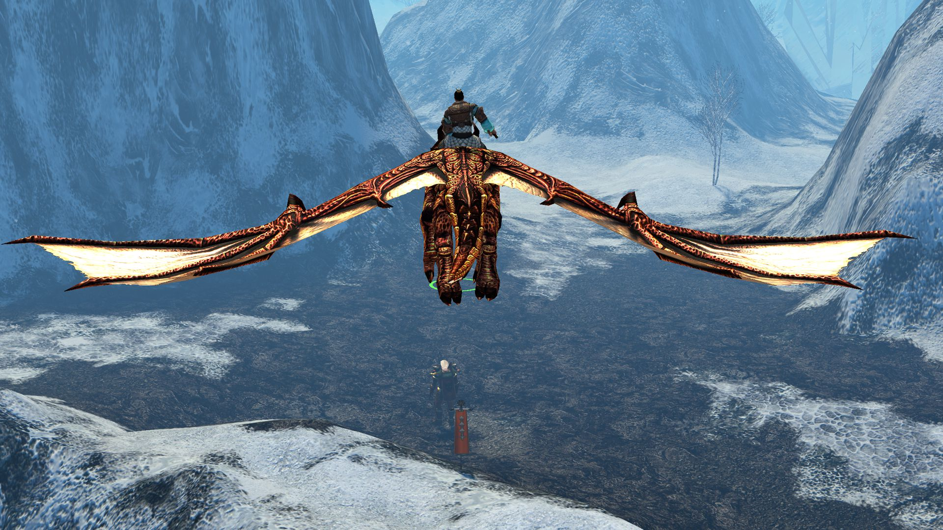 SpellForce 2: Demons of the Past Captura 1