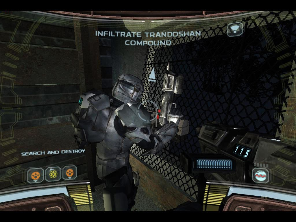 Star Wars: Republic Commando Captura 2