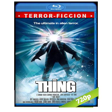 La Cosa Del Otro Mundo 720p Lat-Cast-Ing 5.1 (1982)