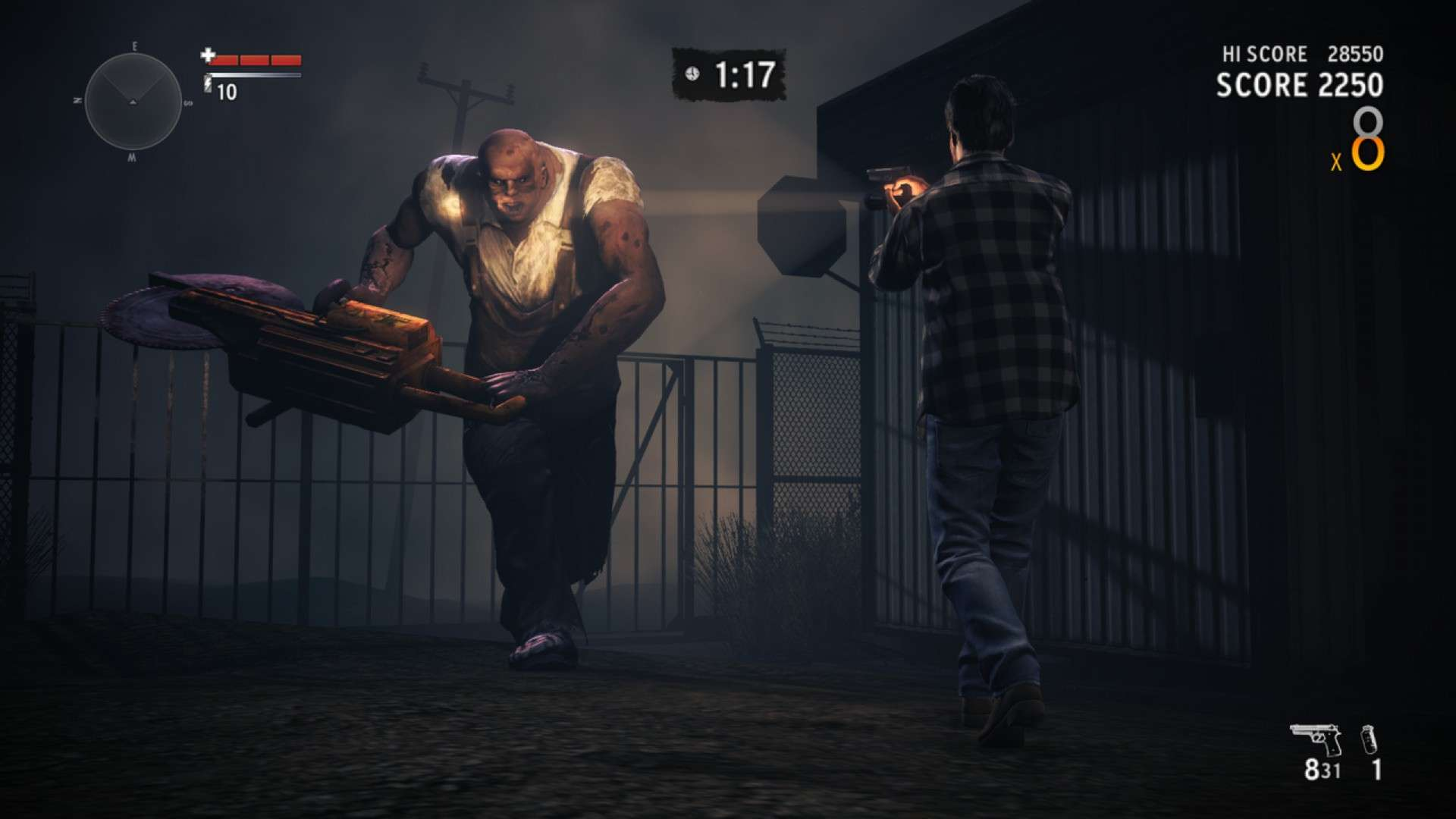 Alan Wake's American Nightmare Captura 1