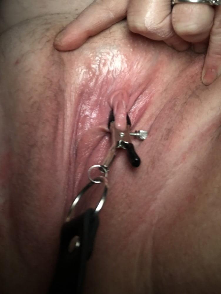 Big clit masturbate-8295