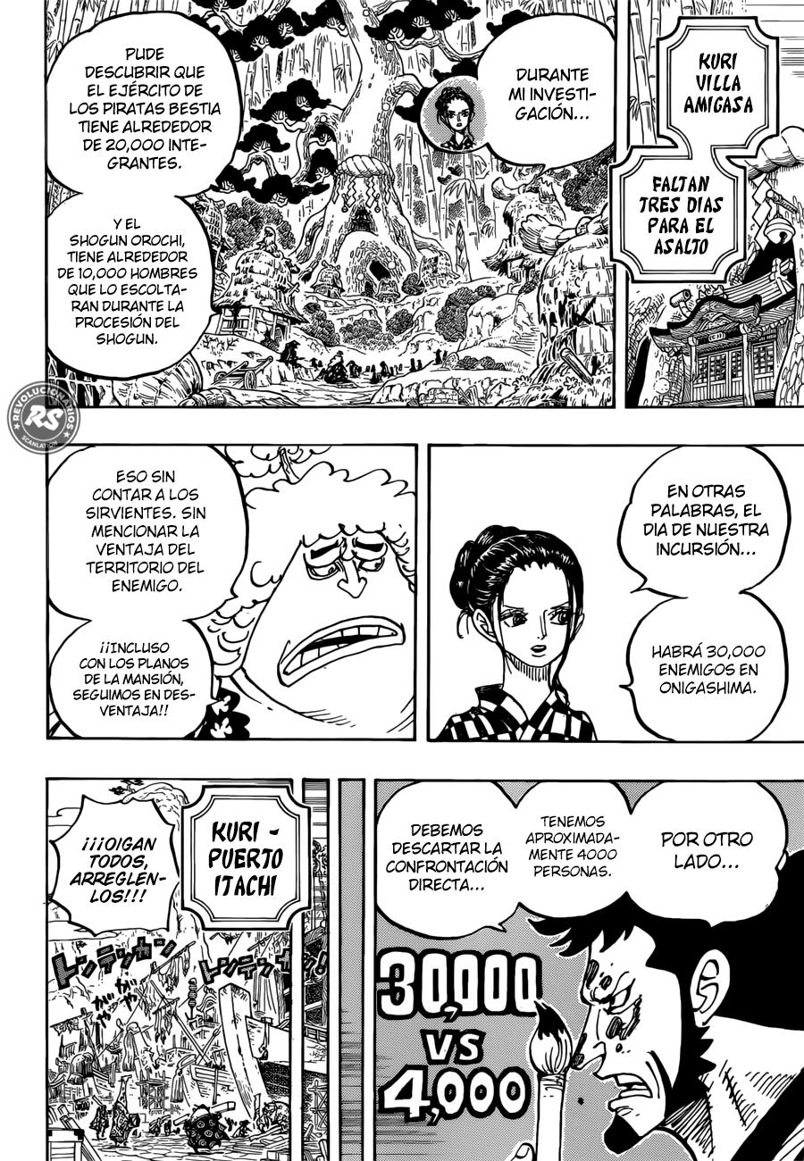 One Piece Manga 955 [Español] [Revolucionarios Scan] YZAlLG78_o
