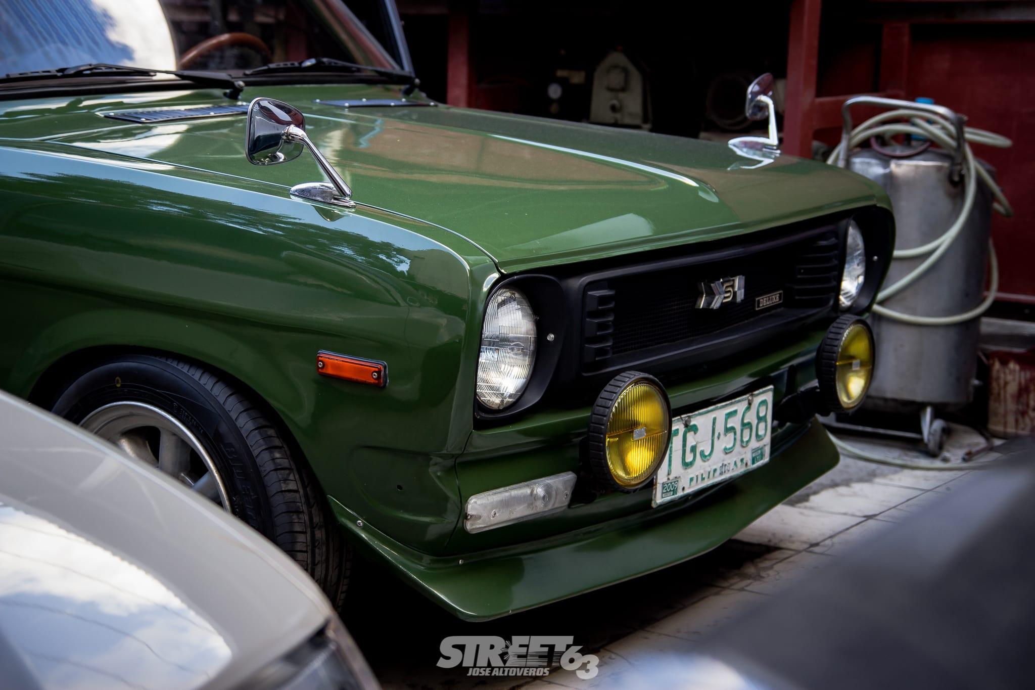 Sushi Factory Datsun Pickup 2