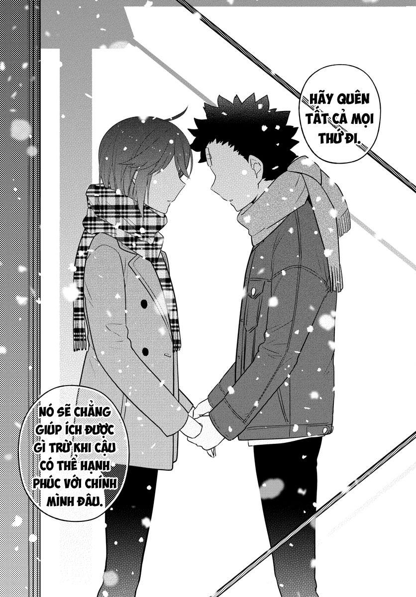 Hatsukoi Zombie Chapter 128 - Trang 18