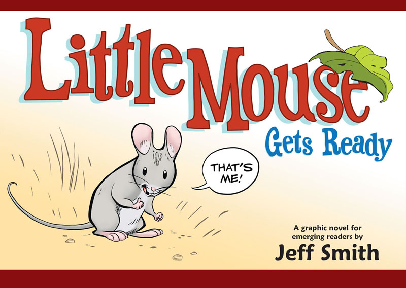 Little Mouse Gets Ready! (2009)