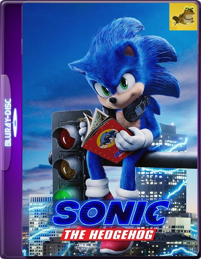 Sonic: La Película (2020) Brrip 1080p (60 FPS) Latino / Inglés