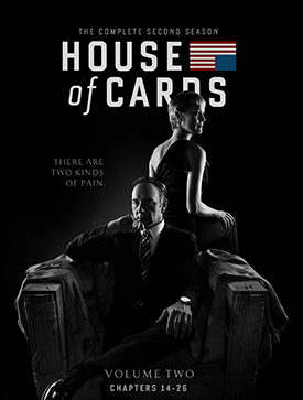 House of Cards Season2 S02 720p BluRay HEVC