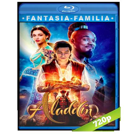 descargar Aladdin [2019][BD-Rip][720p][Trial Lat-Cas-Ing][Fantastico] gratis