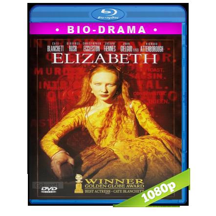 descargar Elizabeth La Reina Virgen 1080p Lat-Cast-Ing[Biografico](1998) gratis