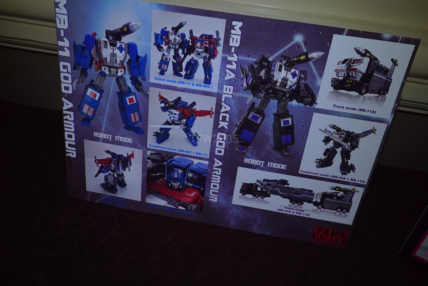 [FansHobby] Produit Tiers - MB-06 Power Baser (aka Powermaster Optimus) + MB-11 God Armour (aka Godbomber) - TF Masterforce - Page 4 8PWnCwC7_o