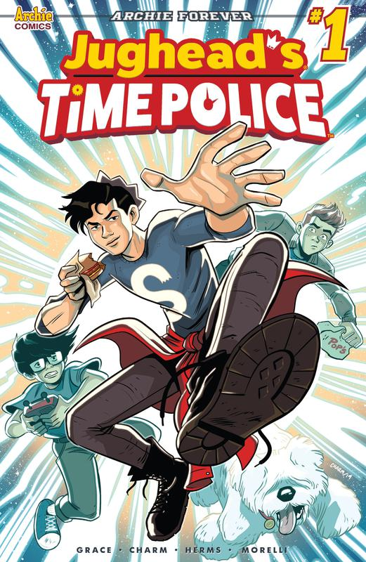 Jughead's Time Police #1-5 (2019) Complete