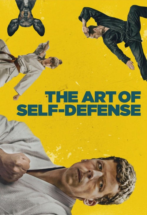 Sztuka samoobrony / The Art of Self-Defense (2019) PL.720p.BRRip.XViD.AC3-MORS / Lektor PL