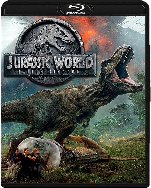 Jurassic World: Upadłe królestwo / Jurassic World: Fallen Kingdom (2018) MULTi.720p.48FPS.BluRay.x264.DTS-KSQ / LEKTOR i NAPISY PL