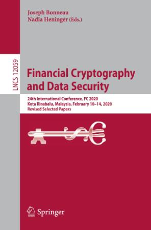 Financial Cryptography and Data Security 24th International