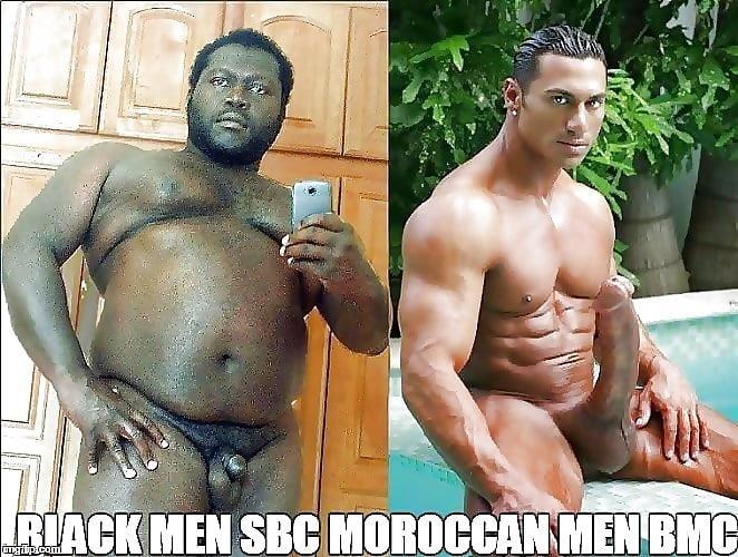 Black men naked penis-1327