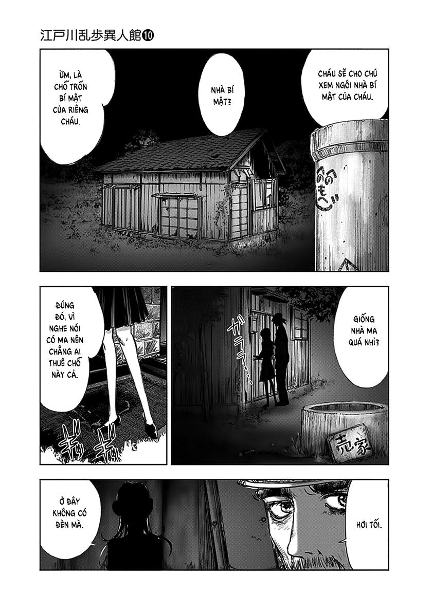 Dị Nhân Quán Chapter 63 - Trang 24