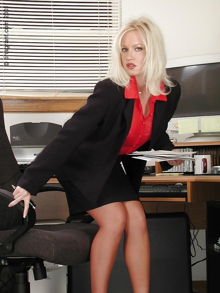 Lesbian secretary pics-8340