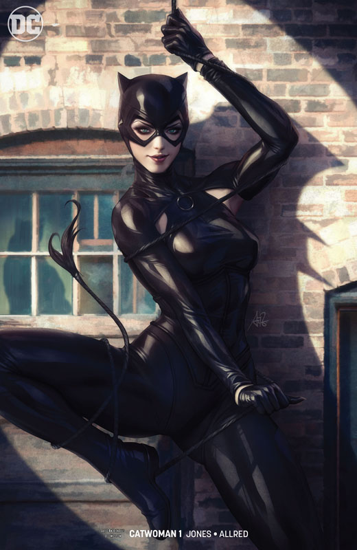 Catwoman #1-4 (2018)