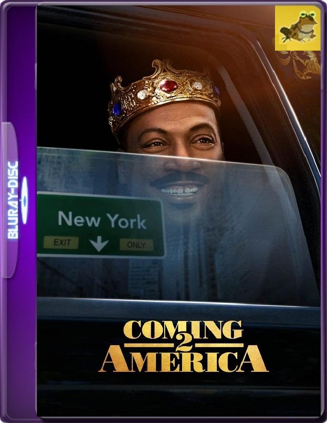 Un Príncipe En Nueva York 2 (2021) WEB-DL 1080p (60 FPS) Latino / Inglés
