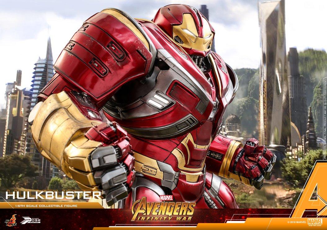 Avengers Infinity War - HulkBuster Mark 2 1/6 (Hot Toys) L5pL5HtQ_o