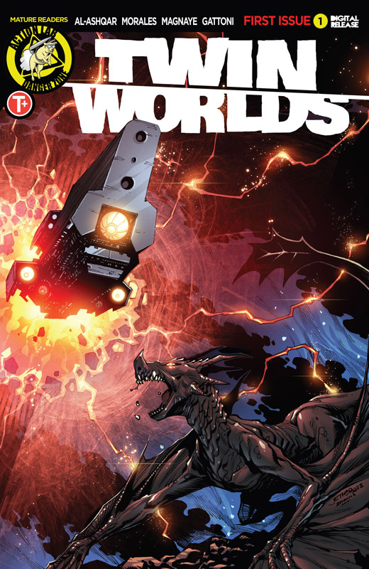 Twin Worlds 001 (2020)