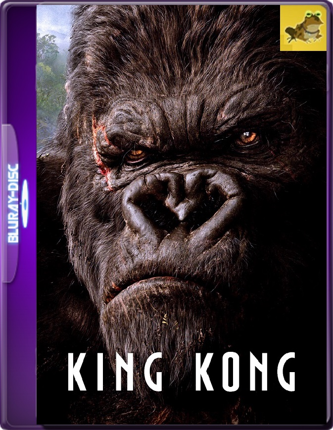 King Kong (2005) Brrip 1080p (60 FPS) Latino / Inglés