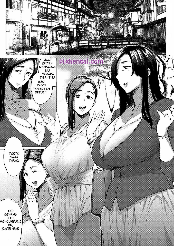 Komik Hentai Picking Up Married Women At The NTR Hot Springs Manga XXX Porn Doujin Sex Bokep 03