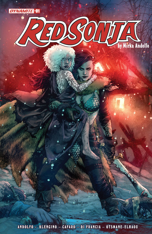 Red Sonja 001 (2021)