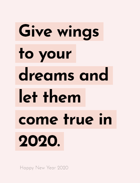 Happy New Year 2020 Wishes Quotes, Happy new year inspiration night 2020, wishes, messages & greetings 2
