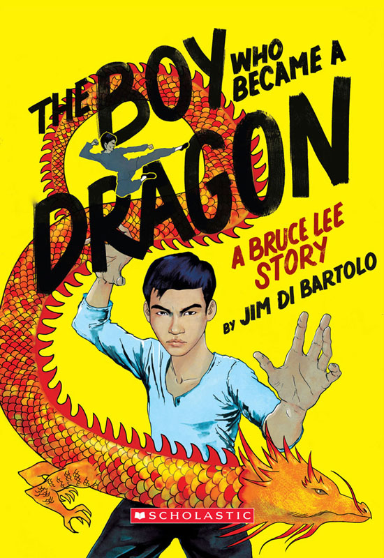The Boy Who Became a Dragon - A Bruce Lee Story (2020)