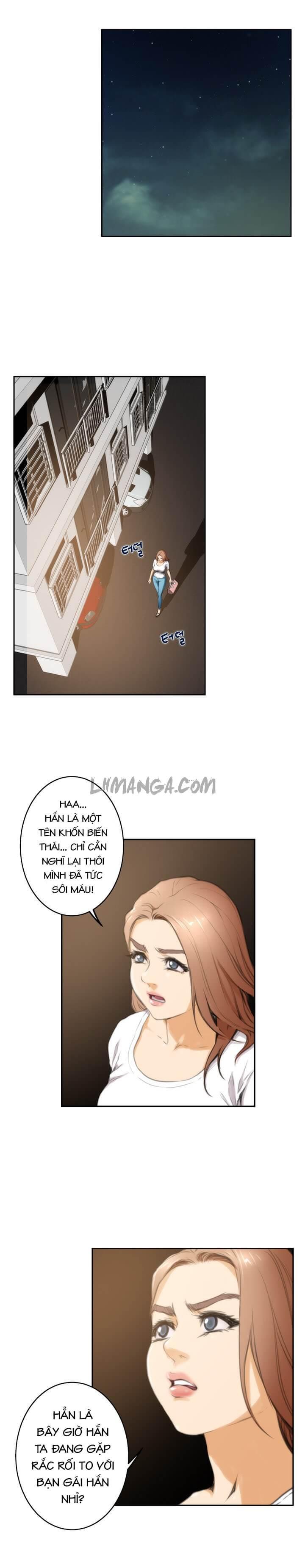 H-Mate Chapter 23 - Trang 6