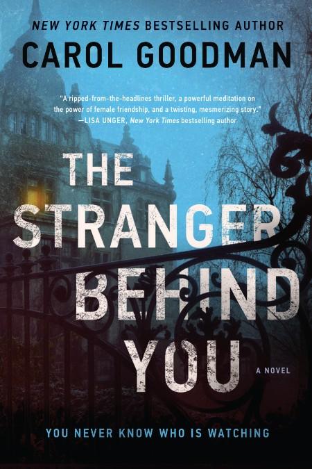 The Stranger Behind You by Carol Goodman
