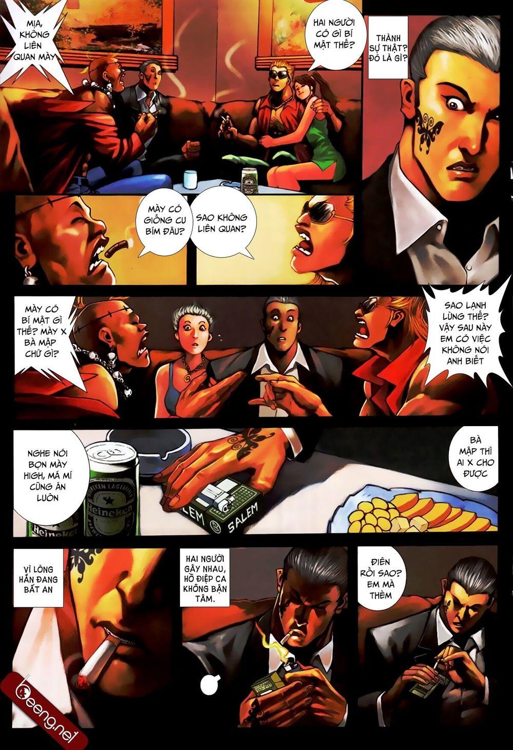 Hỏa Hồng Niên Đại Hắc Cốt Đường Chapter 415