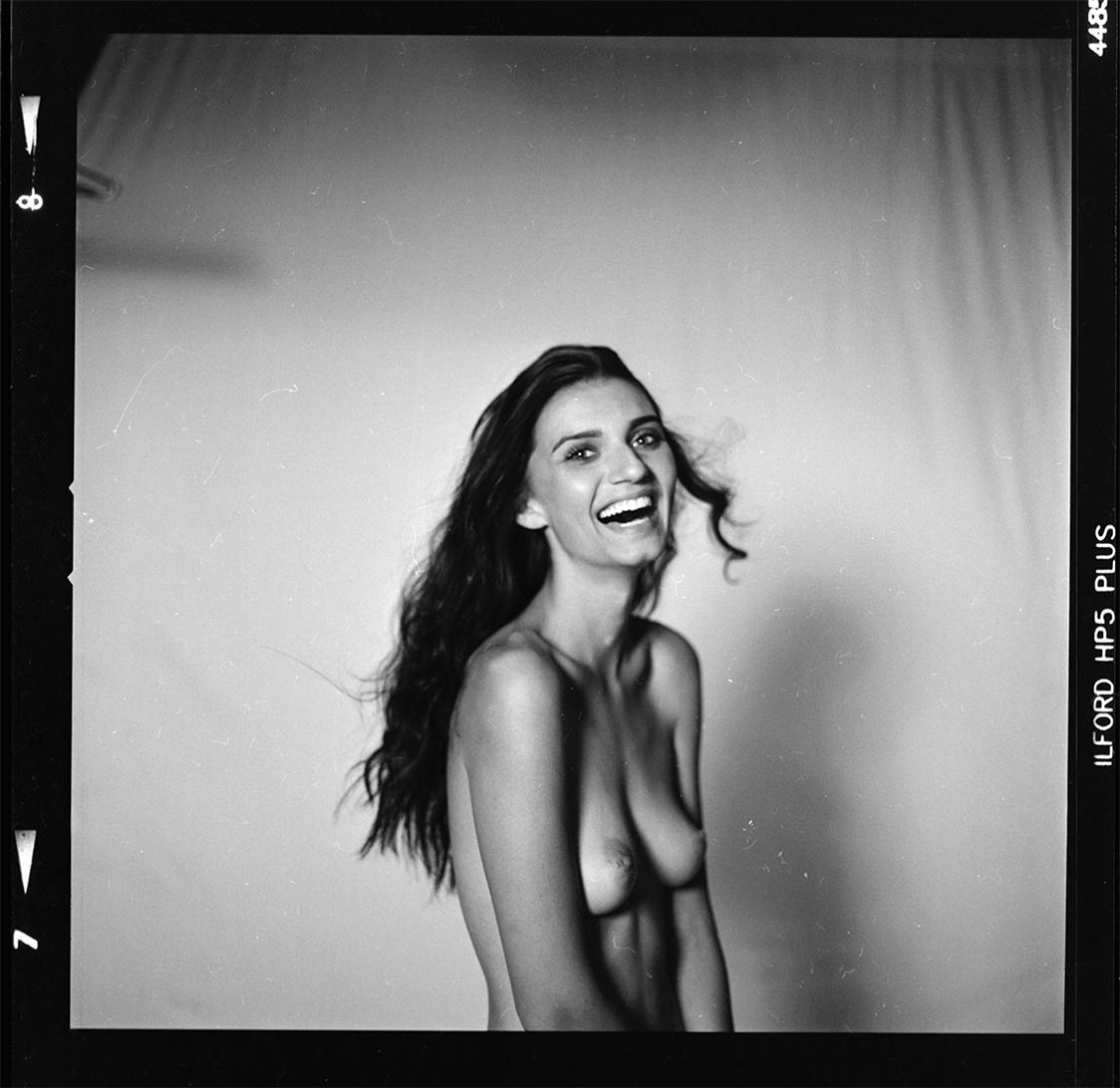 sexy Monique Batchelor naked by Hollis Hall