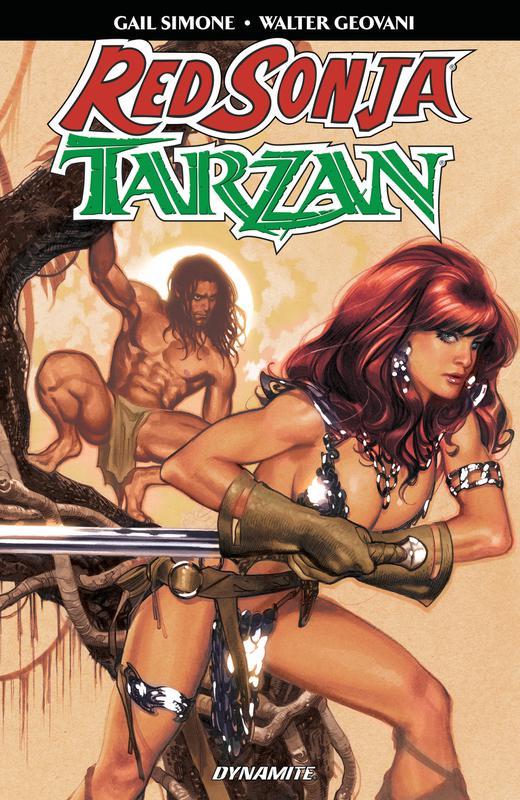 Red Sonja - Tarzan v01 (2019)
