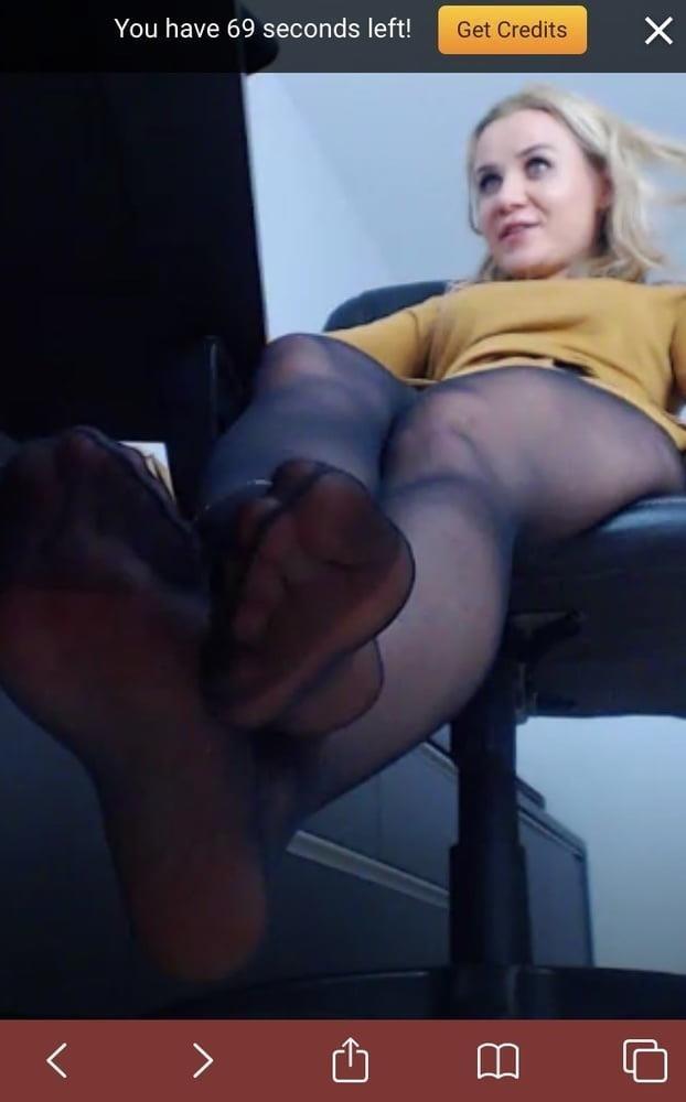 Amateur feet cam-7321