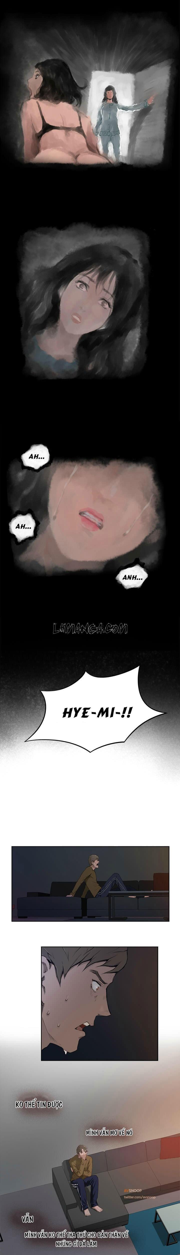 H-Mate Chapter 1 - Trang 10