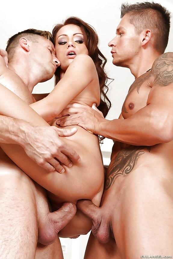 Standing double anal-6913