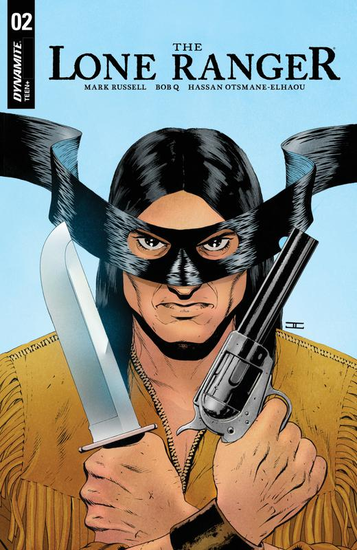 The Lone Ranger Vol.6 #1-5 (2018-2019)