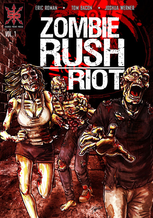 Zombie Rush - Riot v01 (2015)